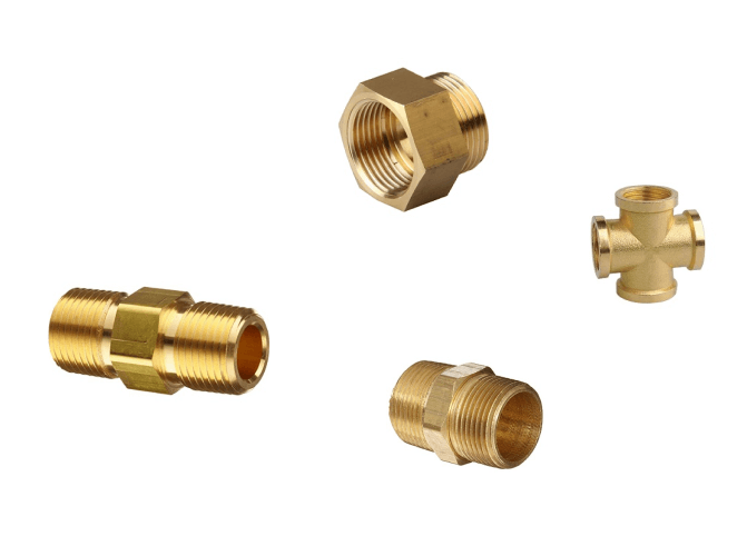 Brass Pipe Fittings Manufacturers in India